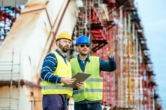 HR support for the construction industry