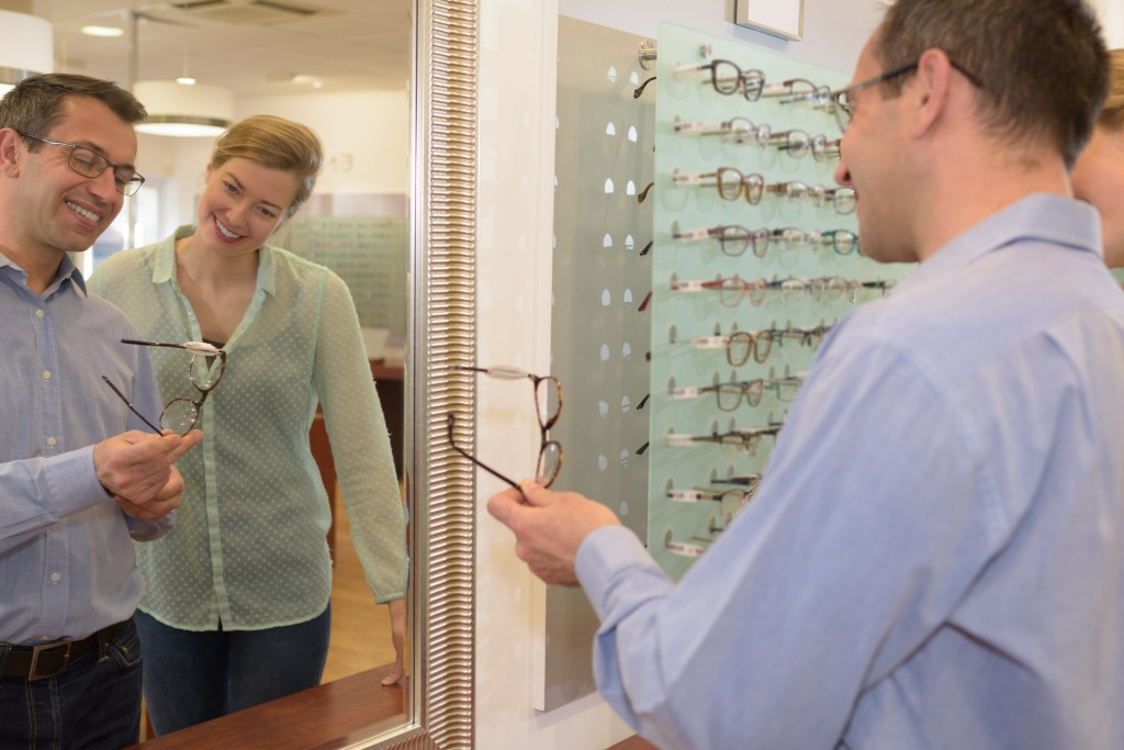 HR services for opticians