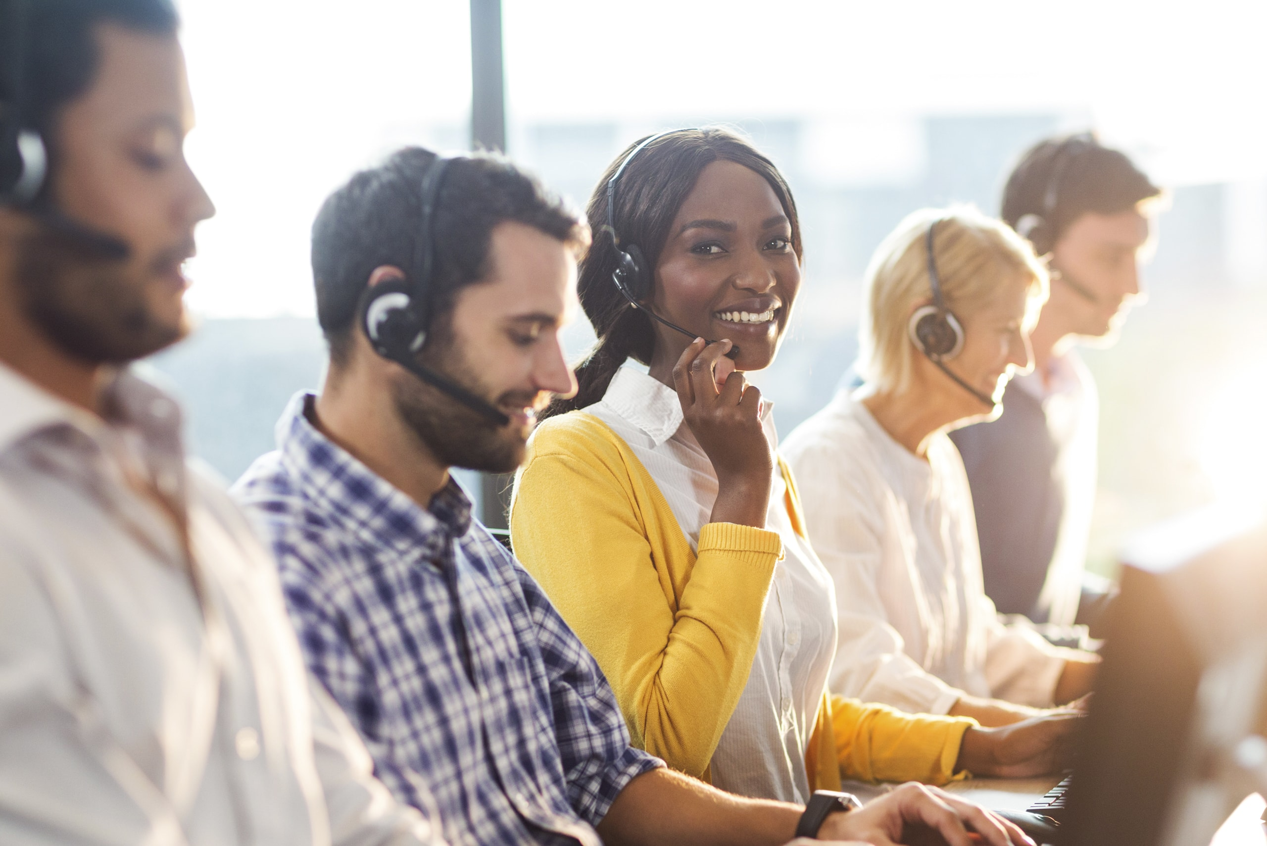 HR Solutions for Call Centres