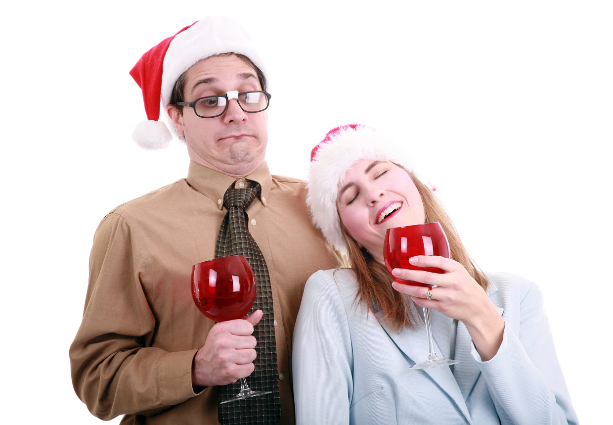 HR Issues at Office Christmas Parties