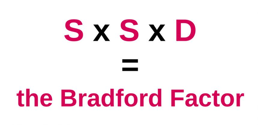The Bradford Factor